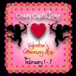 Crazy Cupid Love Giveaway Hop ~ Feb. 1-7 #crazycupidlove
