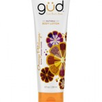 New from Burt's Bees! All-Natural gud Lotion Sample