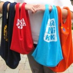 Do It Yourself ~ How To Make an Upcycled T-shirt Tote Bag