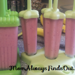 How To Make Fruit and Yogurt Popsicles (Recipe)
