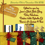 Bloggers Wanted: Bloggy Whatcha Want Christmas Giveaway Sign Ups Open