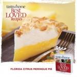 Florida Citrus Meringue Pie Recipe