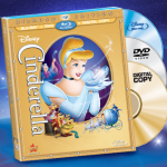Dreams Come True Today! Buy the Cinderella Diamond Edition Blu-Ray DVD Combo Pack ($5/Off)
