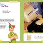 Peter Pan's Pumpkin Waffle Recipe ~ From Dishing It Up Disney Style Cookbook