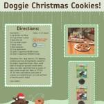 {Recipe} Doggie Christmas Cookies