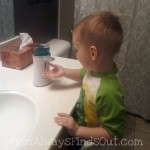 LYSOL No-Touch Hand Soap System + Lysol Kid Who Touches Everything Contest