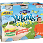 Try the NEW Stonyfield YoKids sMOOthies For Kids on the MOO-ve .