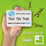 It's National Boys & Girls Club Week! Open the Door and Take the Tour
