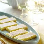 Healthy and Low Calorie Desserts ~ Lighter Lemon Bars Recipe