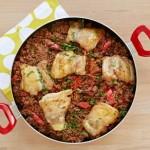 Traditional Cinco de Mayo Dish: Arroz con Pollo (Rice and Chicken) Recipe