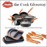 Bloggers Wanted: Kiss the Cook Giveaway Event