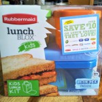 Send Lunch To School with Rubbermaid Lunchblox + Giveaway (sponsored)