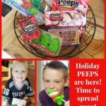 Spread Sweet Holiday Cheer with PEEPS