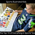 SI Kids: Top Ten of Everything in Sports Book
