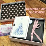 December Glossybox Review + January 2014 Glossybox Spoilers