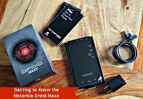 Motorola Droid Maxx #VZWBuzz