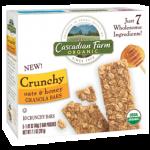 Cascadian Farm Granola Bars Featured in Parents Magazine