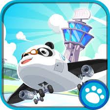 dr panda's airport