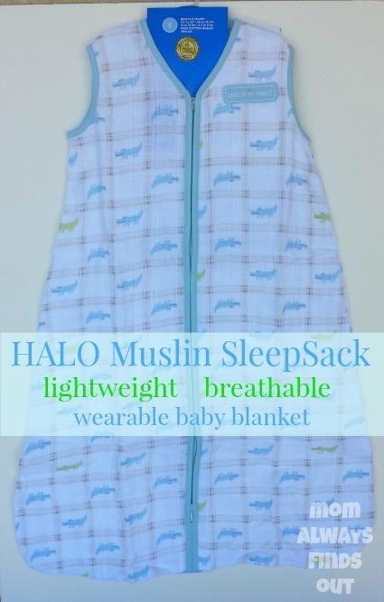 muslin sleepsack baby blanket