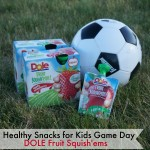 Healthy Snacks For Kids on Game Day