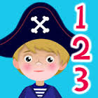 love to count pirate