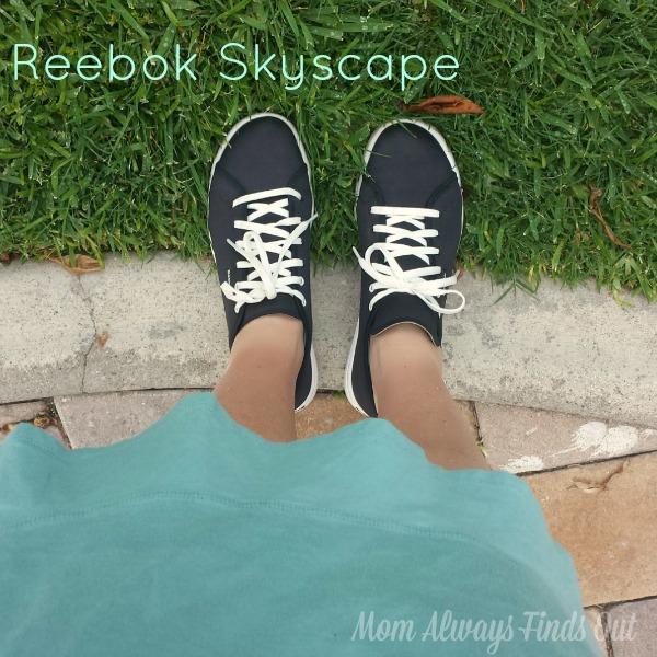 reebok skyscape review #MC