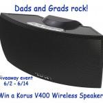 Korus V400 Wireless Speaker