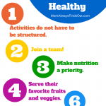 6 Ways to Keep Kids Active and Healthy