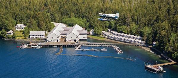 Sport fishing alaska at an all inclusive resort for Alaska fishing lodges all inclusive