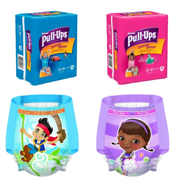 Pull Ups Disney Designs #PullUpsAcademy