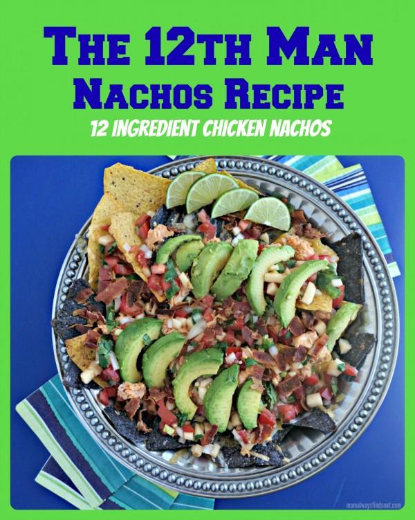 The 12th Man Nachos Recipe
