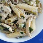 chicken penne pasta recipe Pasta Fits