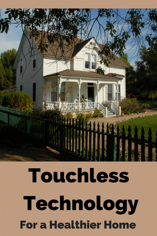 Touchless Technology for a Healthier Home