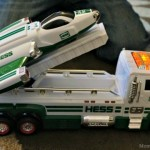 Hess Space Cruiser and Truck