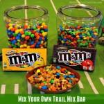 Trail Mix Bar M&Ms #ad #MovieNight4Less