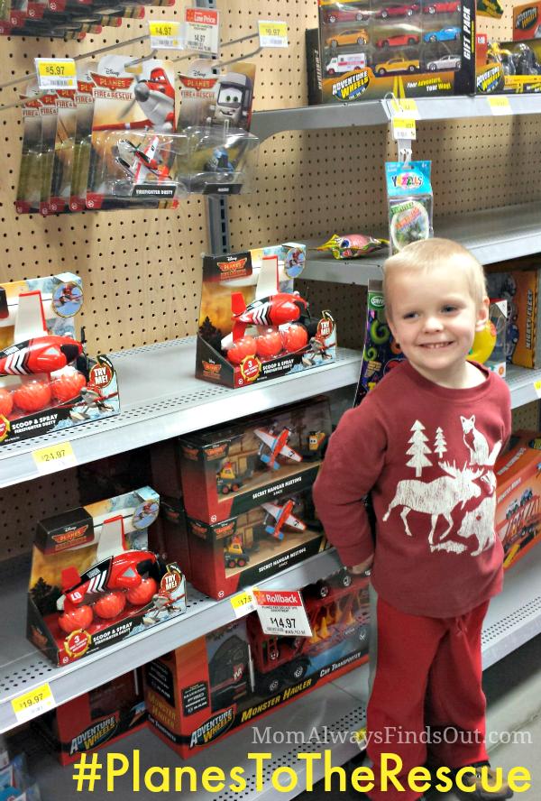 Disney Planes Toys at Walmart