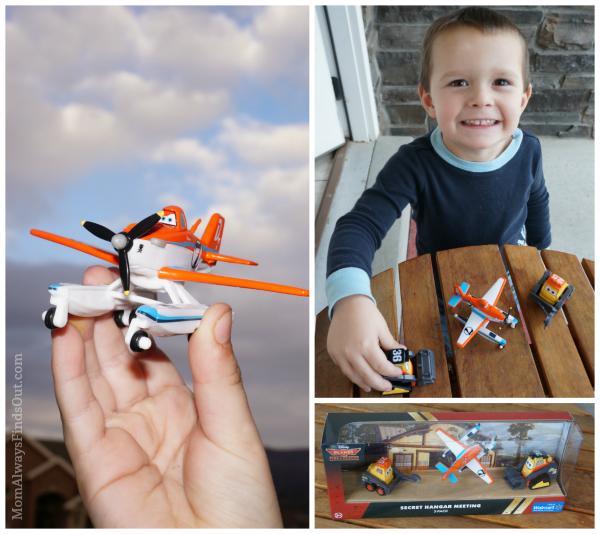 Disney Planes Walmart Exclusive Toys