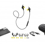 Fitness Gadgets that help you keep New Year's Resolutions: Jabra Wireless Earbuds at Best Buy