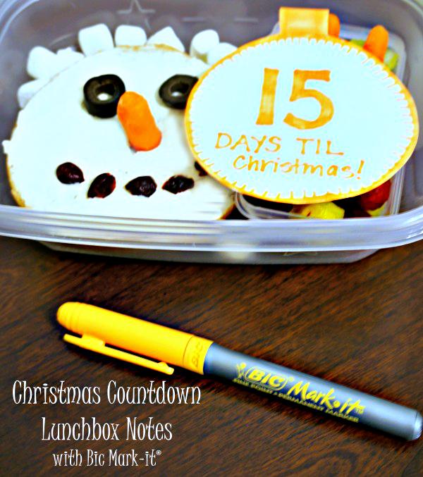 kids countdown to christmas