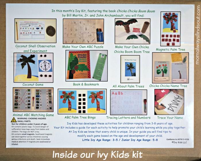 Ivy Kids Kit