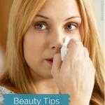 Beauty Tipsfor Cold andFlu Season