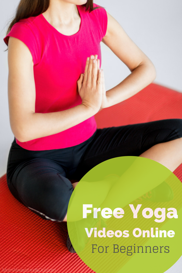 Free Yoga Videos Online For Beginners