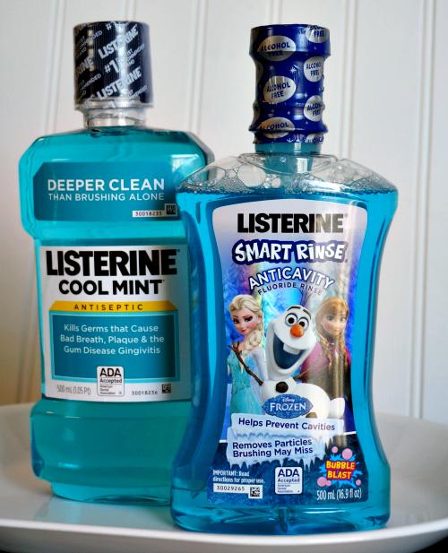 disney frozen listerine smart rinse for kids