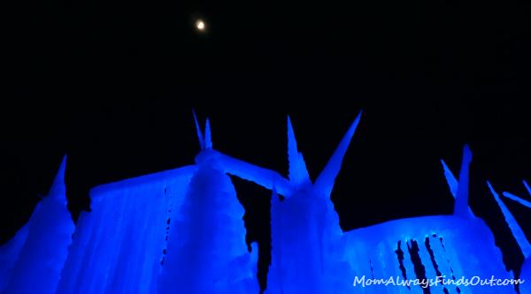 ice castle spikes