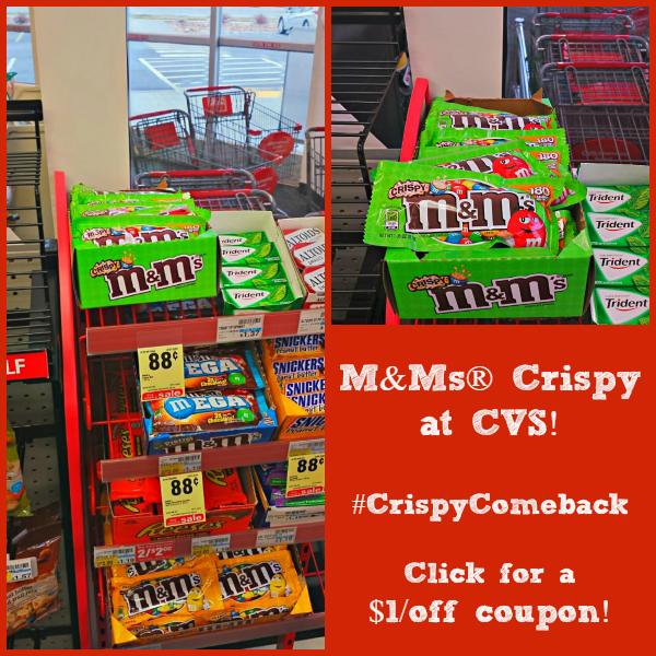 CVS coupon MMs #ad