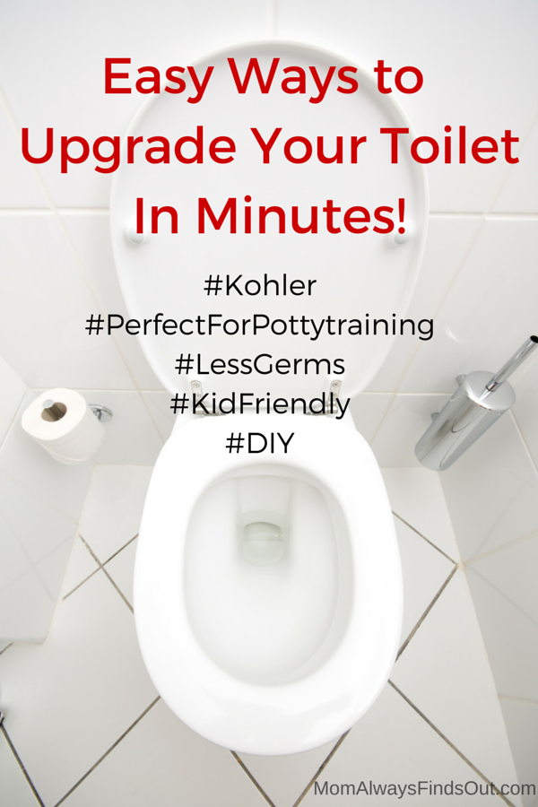 Easy Ways to Upgrade Your Toilet In