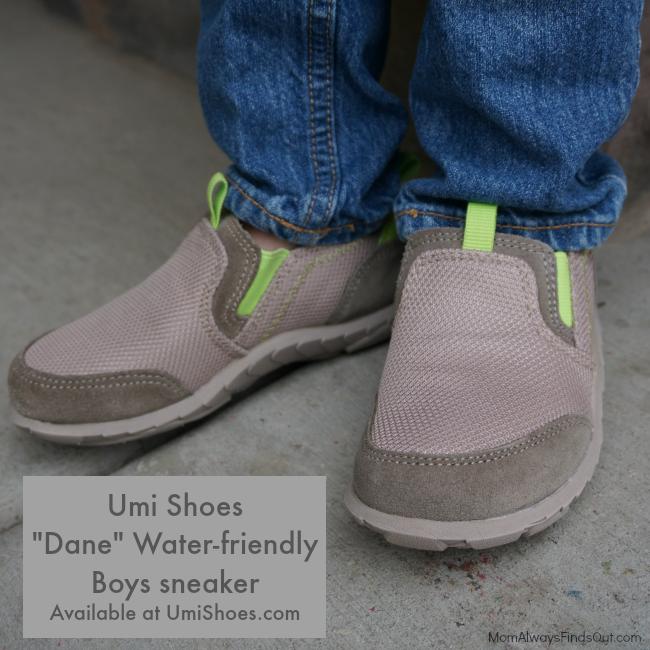 Umi Shoes Dane Boys