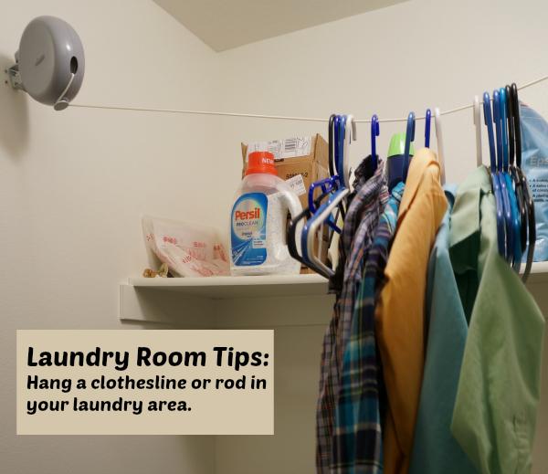 laundry room tips