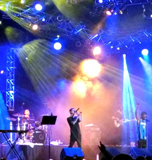 MKTO live concert at Universal Orlando