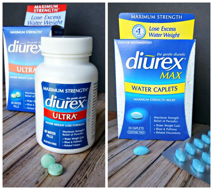 Diurex PMS Symptoms